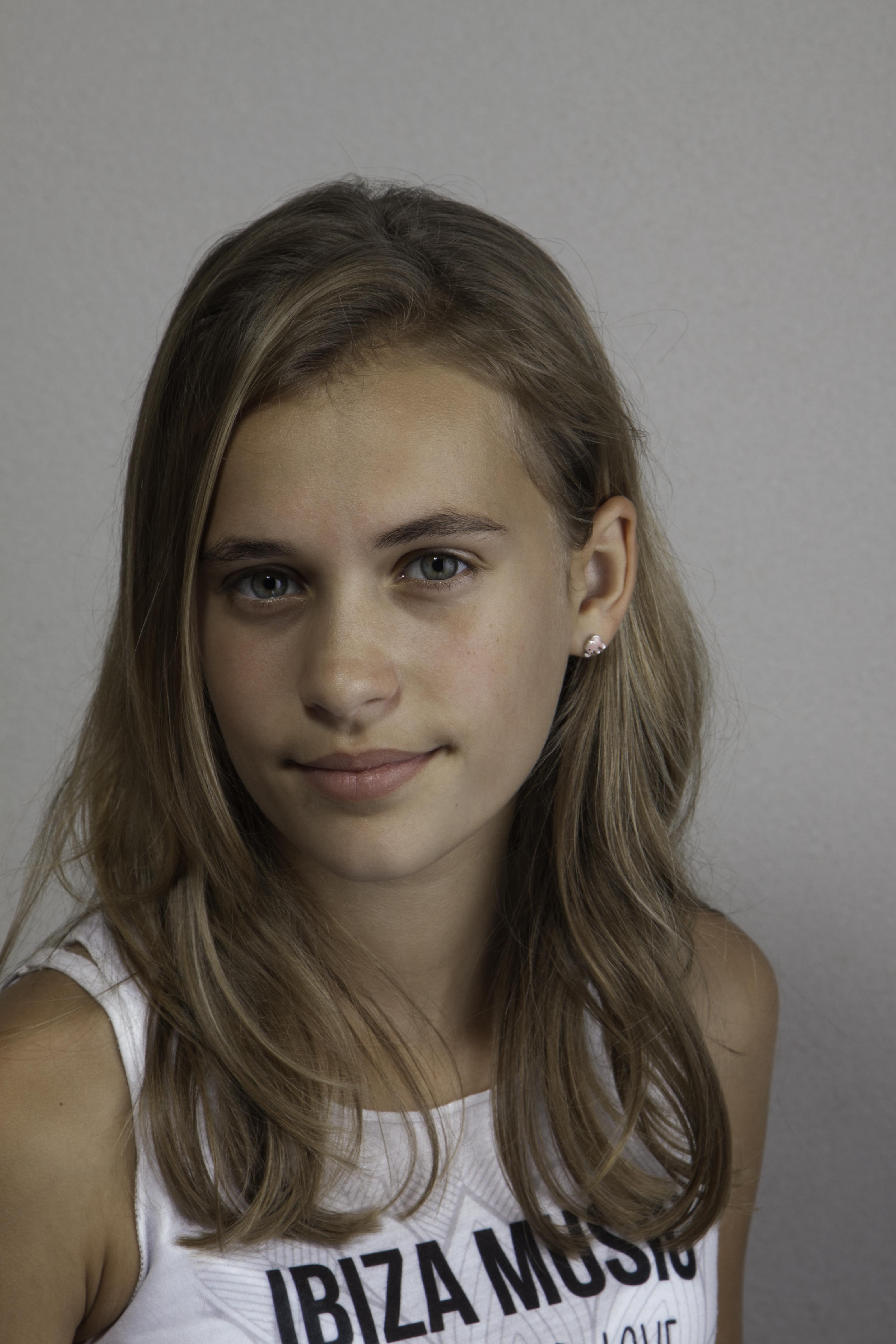Brigitte portret