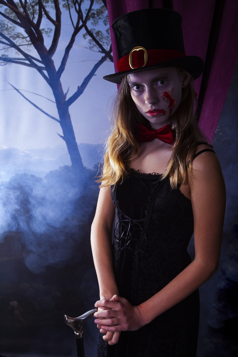 Halloween in Egmond Themafotografie