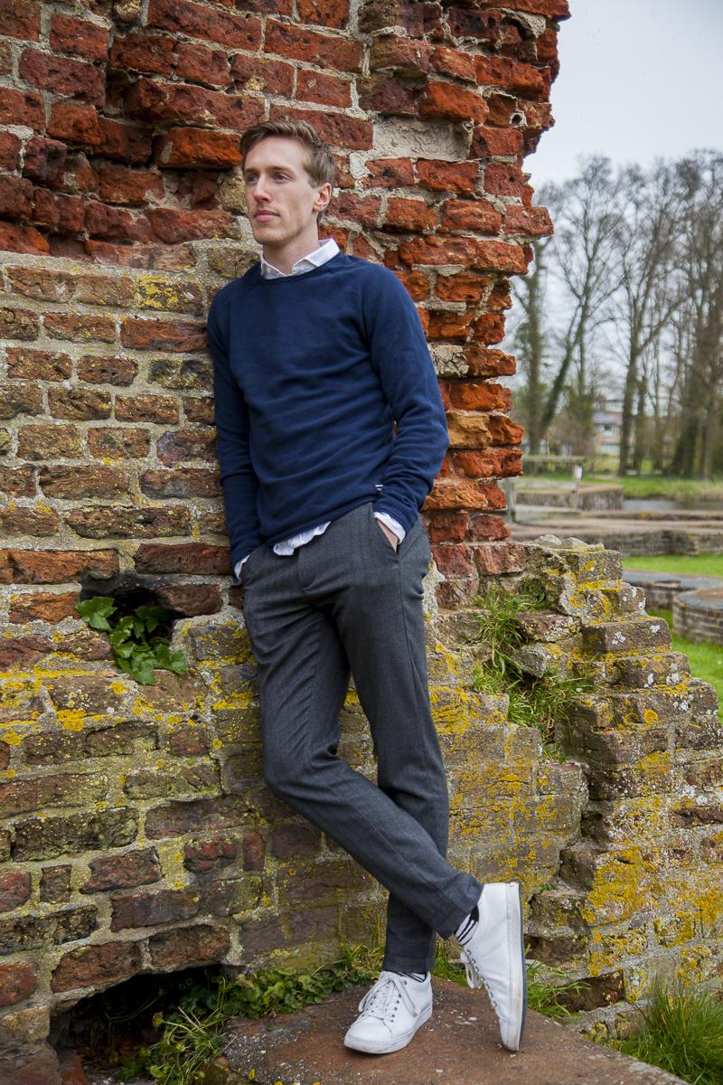 Casual profielfoto's Ruben Kuipers Egmond aan den Hoef