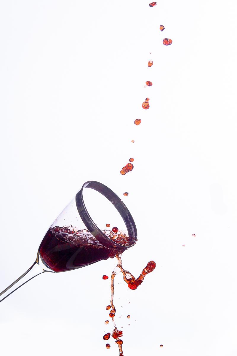 Wijn-splash nummer 3