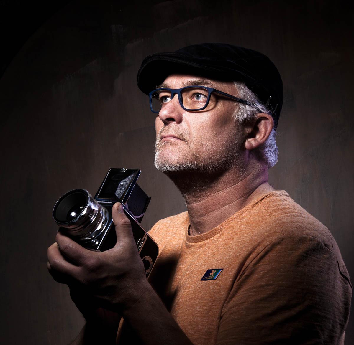 Fotograaf Rudy Rosman