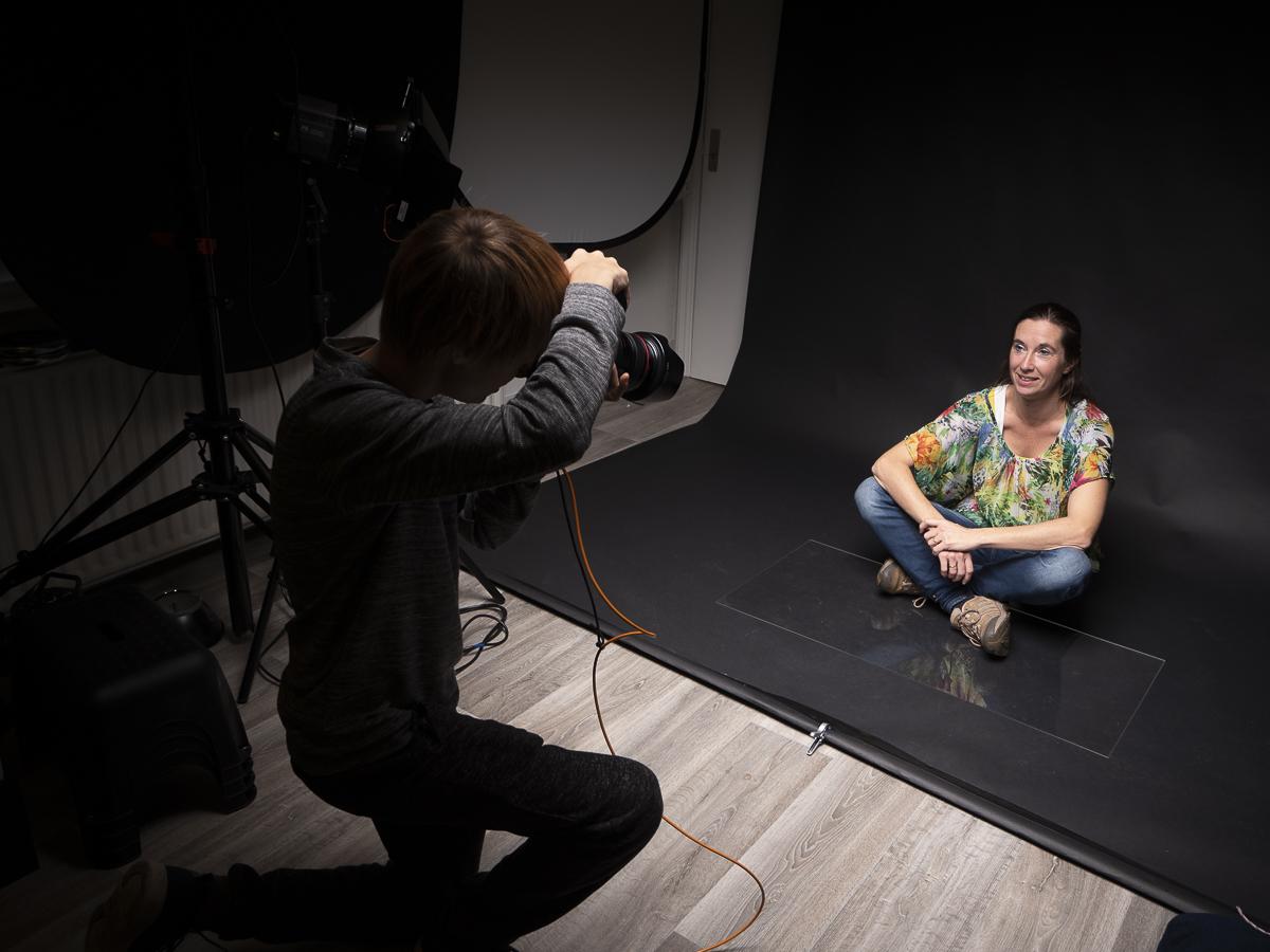 Twee dagen snuffelstage bij Remora producties Fotostudio Hoofdfoto