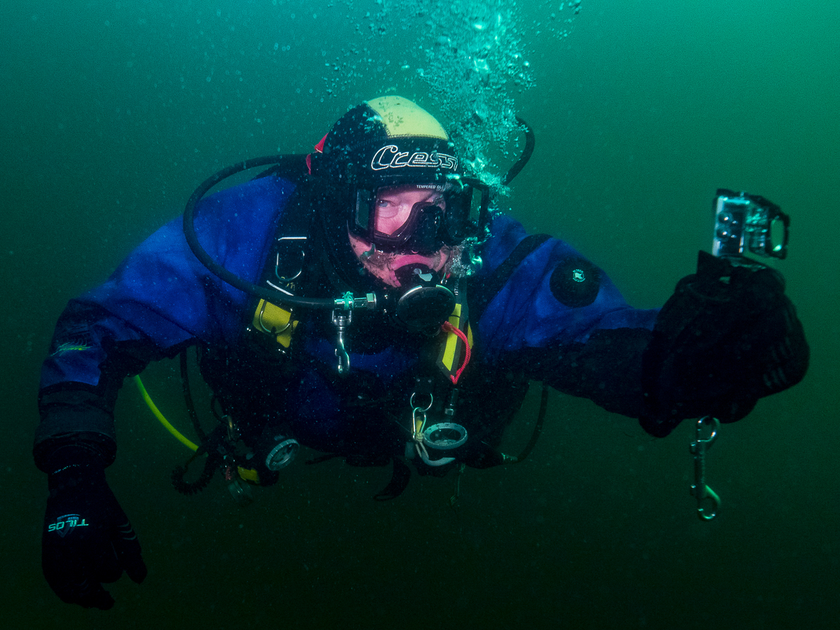 De Padi Digital Underwater Photographer (DUP) cursus start op 15 mei Hoofdfoto