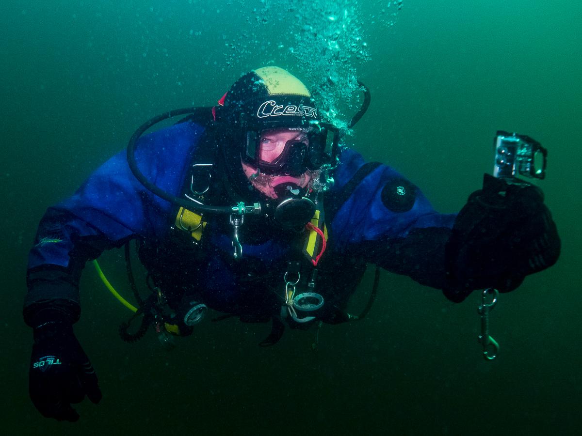 De Padi Digital Underwater Photographer (DUP) cursus start op 15 mei Hoofdfoto