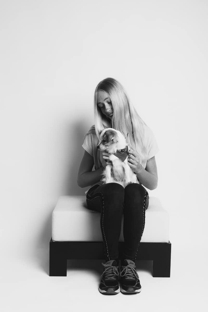 Photoshoot met huisdier op dierendag! Hoofdfoto